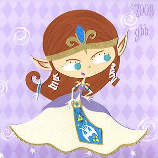 Zelda lil