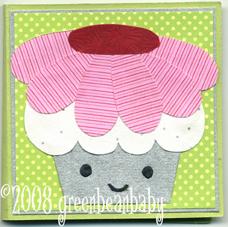 Patty's cupcake 2