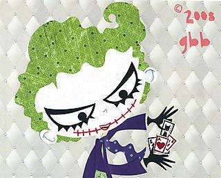 Jokeresque lil